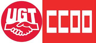 UGT, CCOO... el silencio bovino de los sindicatos en España
