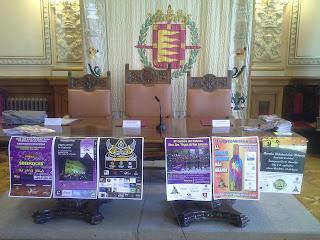 Presentación Programa Ferias y Fiestas Valladolid 2016