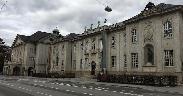 mozarteum foundation, salzburg