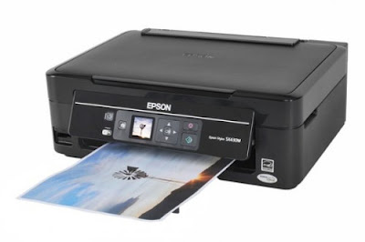 Epson Stylus SX430W Printer Driver Download