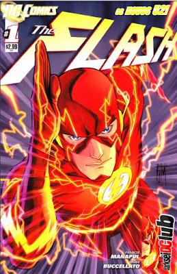 [HQ] The Flash Novos 52 #1