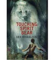 https://www.amazon.com/Touching-Spirit-Bear-Ben-Mikaelsen/dp/038080560X/ref=sr_1_1?s=books&ie=UTF8&qid=1466346360&sr=1-1&keywords=touching+spirit+bear