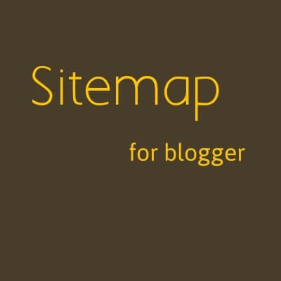 How to Generate HTML Sitemap Page on Blogger