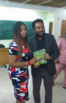 Nnamdi Ezeigbo, facilitating excellence at Lagos Business School
