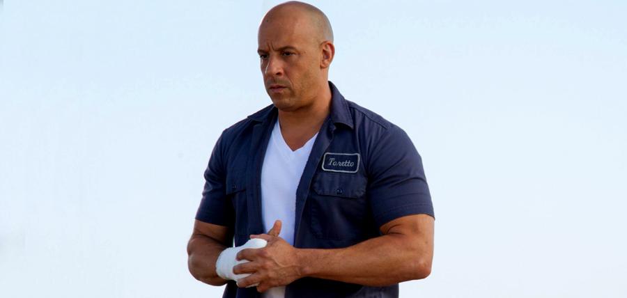 Toretto în Fast & Furious 7