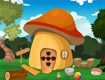Juegos de Escape - Cute Princess Escape From Fantasy House