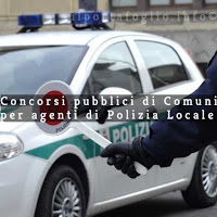 concorsi pubblici polizia locale