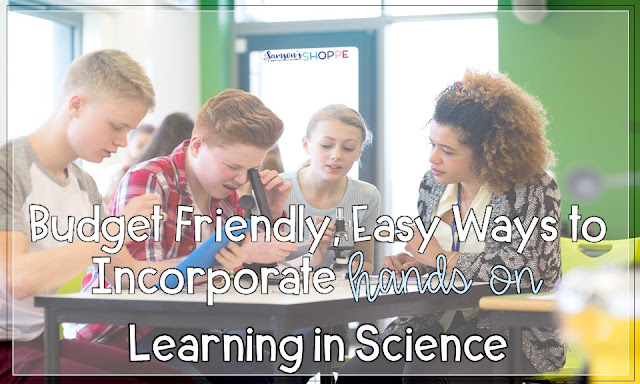 How to make science fun by engaging students in learning about different topics of their interest