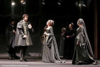 Théâtre : La Louve de Daniel Colas - Avec Béatrice Agenin, Gaël Giraudeau, Coralie Audret, Adrien Melin, Patrick Raynal - Théâtre La Bruyère