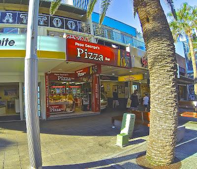 Pizza Shop Cavill Mall
