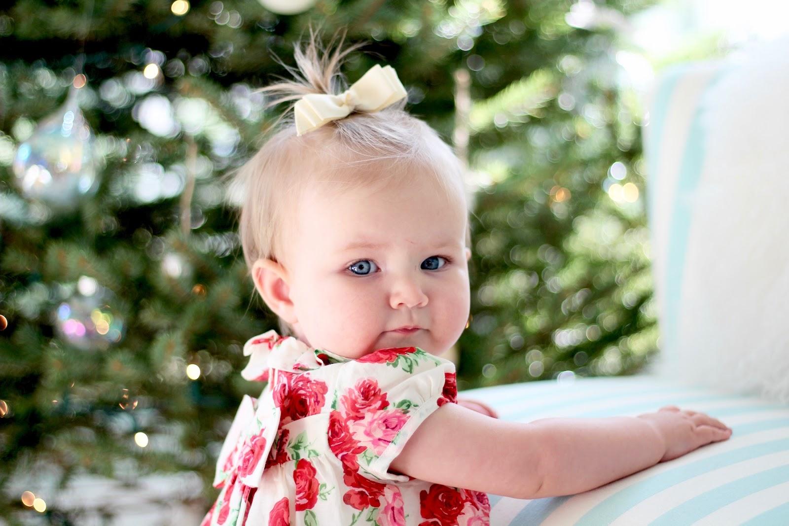 Baby Girl Christmas Dresses