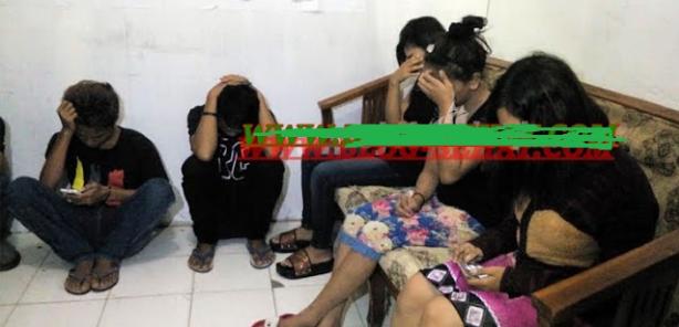 Astaqfirullah...! Orang Pada Ibadah Puasa, Remaja Di Bone Ini Ketangk@p M3sum....