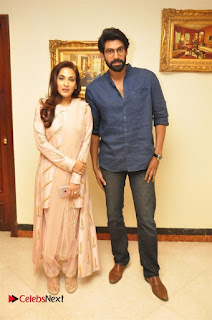 Aiswarya Rajinikanth Dhanush Standing on an Apple Box Launch Stills in Hyderabad  0040.jpg