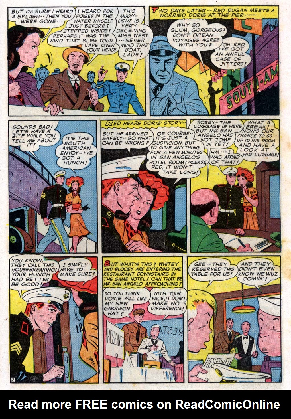 Read online All-American Comics (1939) comic -  Issue #53 - 41
