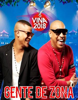 Gente De Zona Viña 2018 Custom HDRip NTSC Latino