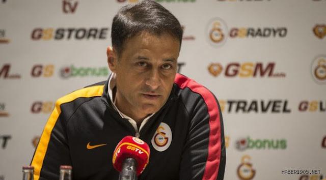 Yener İnce: Rodrigues kampta bizimle birlikte olur..