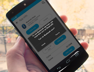 Cara Mengatasi Bluetooth Android yang Error