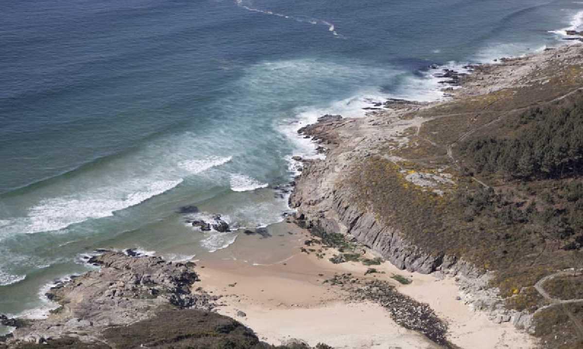 playa rio maior o dique