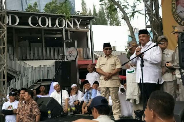Prabowo Janji, Indonesia Tak Impor Apa Pun jika Jadi Presiden