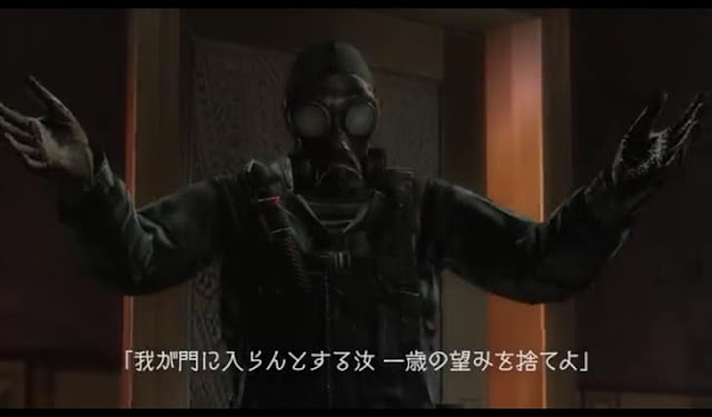 Third Screenshot from the Resident Evil: Revelations 1 and 2 for Switch