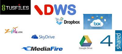 Situs Untuk Menyimpan File Secara Online dan Gratis