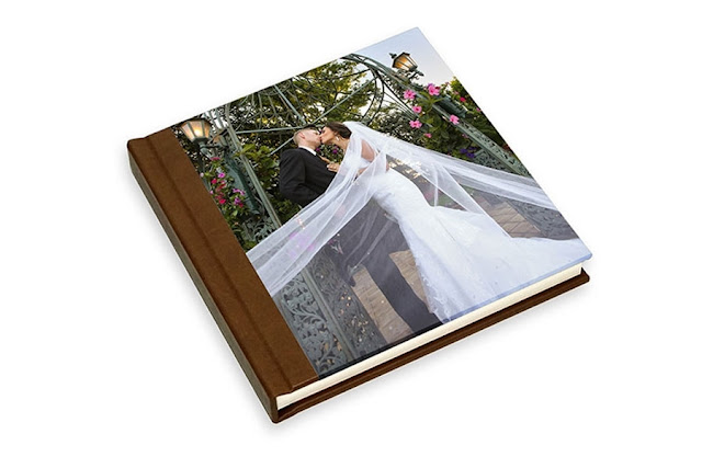 Wedding Guest Book And Photo Album Set
