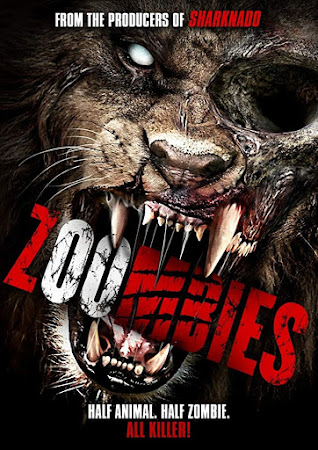 Poster Of Free Download Zoombies 2016 300MB Full Movie Hindi Dubbed 720P Bluray HD HEVC Small Size Pc Movie Only At worldfree4u.com