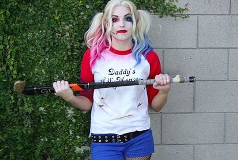 Concept 30 Diy Halloween Costumes Harley Quinn