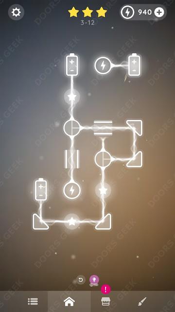 Laser Overload [Intermediate] Level 3-12 Solution, Walkthrough, Cheats