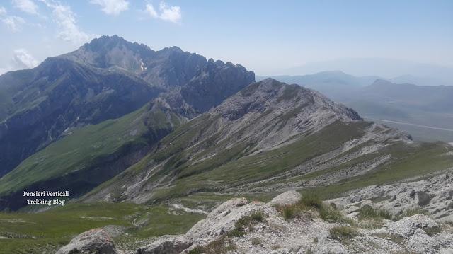 Cresta del Monte Brancastello
