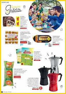 Catalogue Lidl 29 Mai au 26 juillet 2017