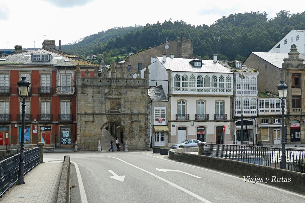 Puerta de la Misericordia de Viveiro, Lugo