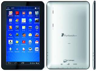 Micromax Tablet Funbook Pro A stylish Tablet