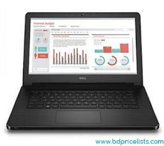 Dell Vostro 3459 6th Gen Core i5-6200U Laptop Price & Specifications In Bangladesh