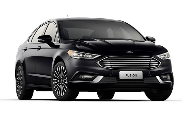 Fusion Titanium: o novo carro do Presidente Bolsonaro