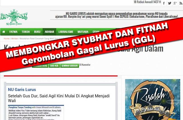 Admin Gagal Lurus Fitnah Muslimedianews Sebarkan Dusta Atas Nama Habib Luthfi bin Yahya