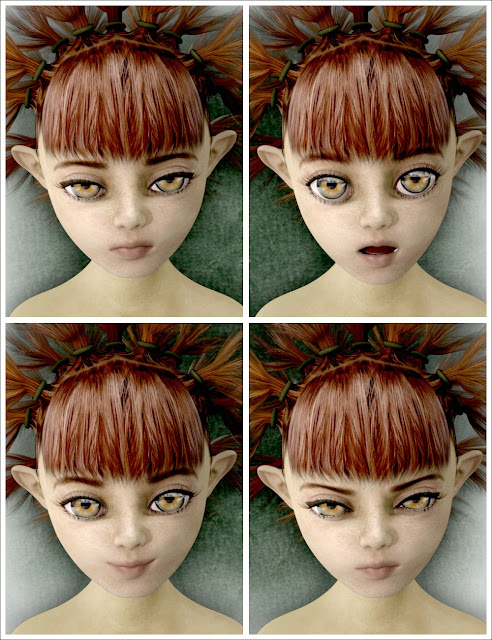 Dandelion Fae