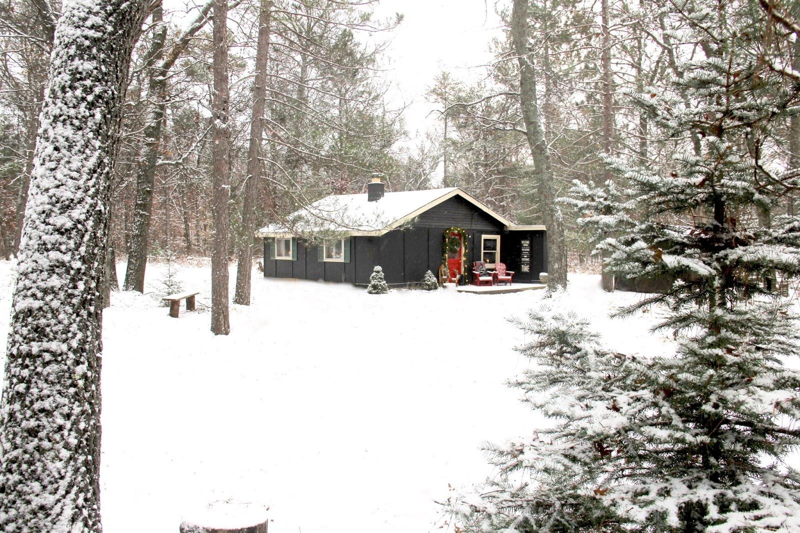 cottage northern in cabins homeaway michigans michigan inland rental waterway vacation