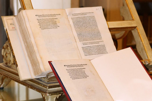 Stolen Christopher Columbus letter returns to Italy