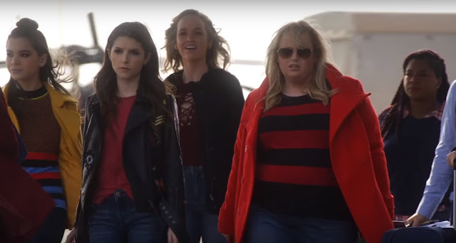 Still Image from Pitch Perfect 3 Trailer