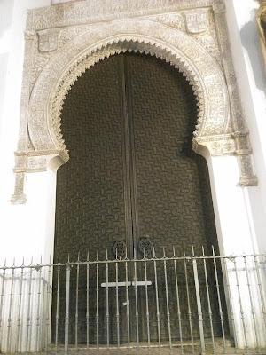 Puerta del Perdón Catedral Sevilla
