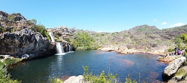 Cachoeira dos Cristais, Parque Biribiri, Vila do Biribiri, Diamantina, Minas Gerais, Caminho dos Diamantes, Estrada Real