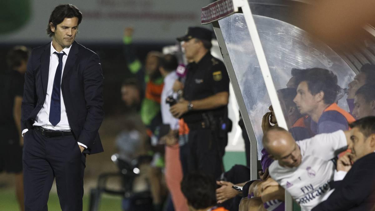 Menang 3 Kali Berturut-turut, Solari Tidak Pikirkan Kontrak di Madrid