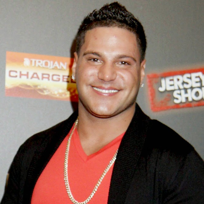 Ronnie Ortiz-Magro.
