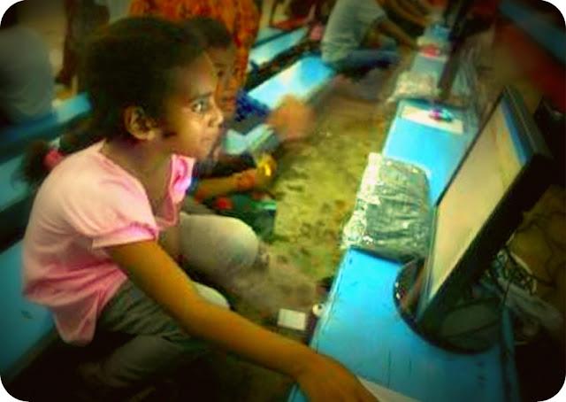 Papua Mahasunu Ajak Pelaku Usaha di Biak Numfor Manfaatkan Internet