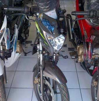 Suzuki Satria FU Terbaru 2013