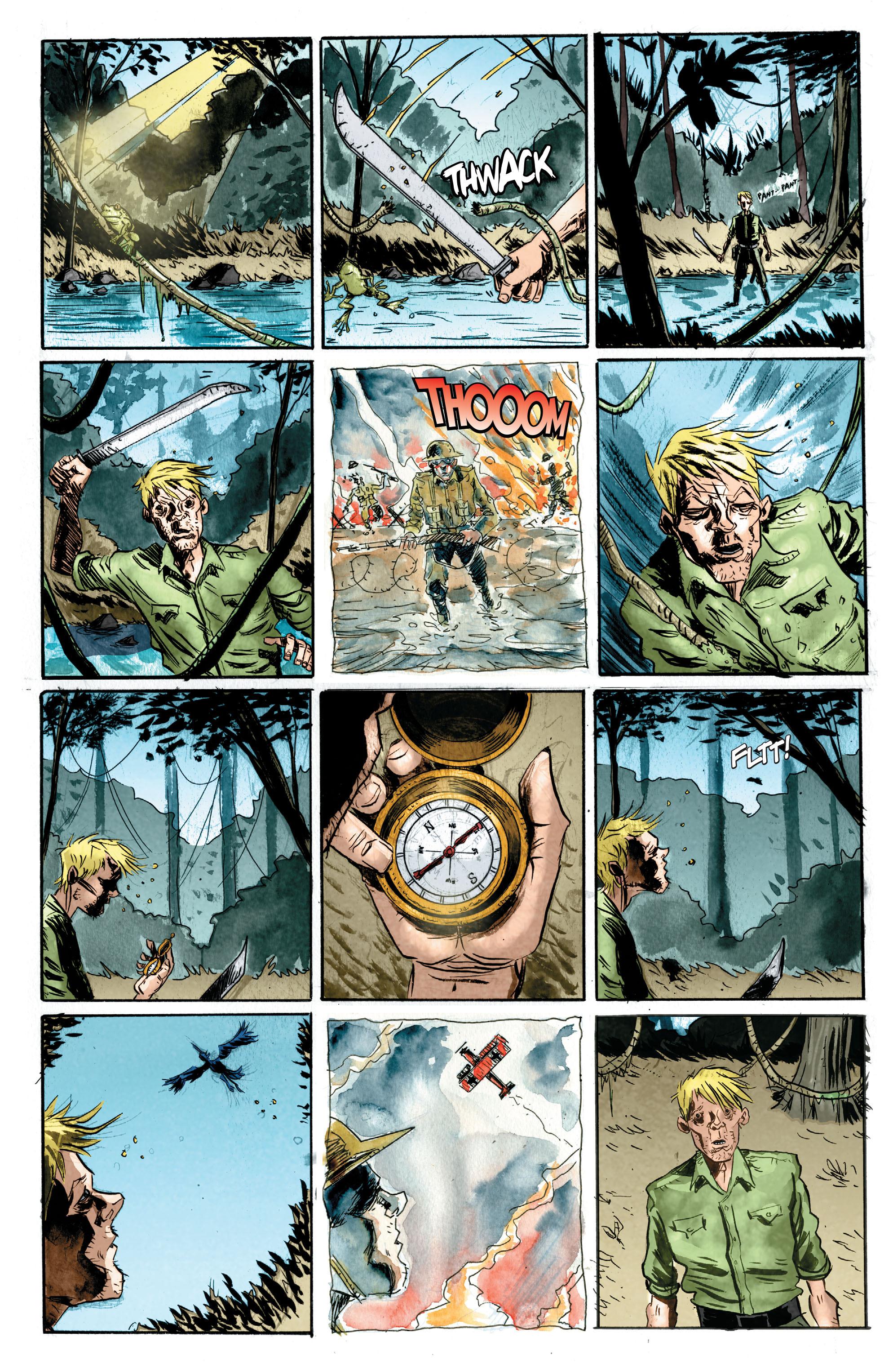 Read online Trillium comic -  Issue # TPB - 22