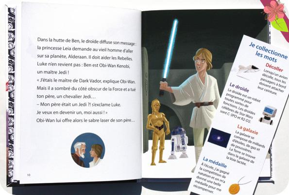 Mes premières lectures Hachette - CE1 Je sais lire - Star Wars