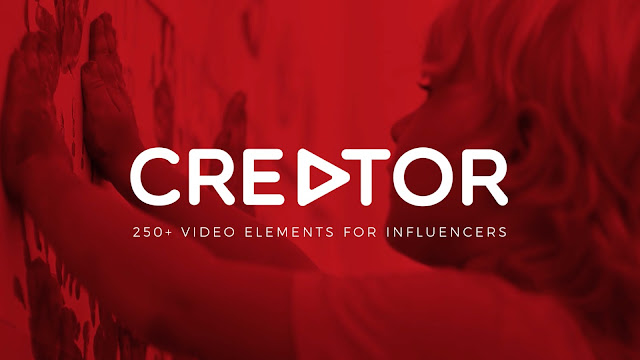 creator-hero Creator: 250+ Elements for Influencers and Vloggers – Motion Graphic (RocketStock) download
