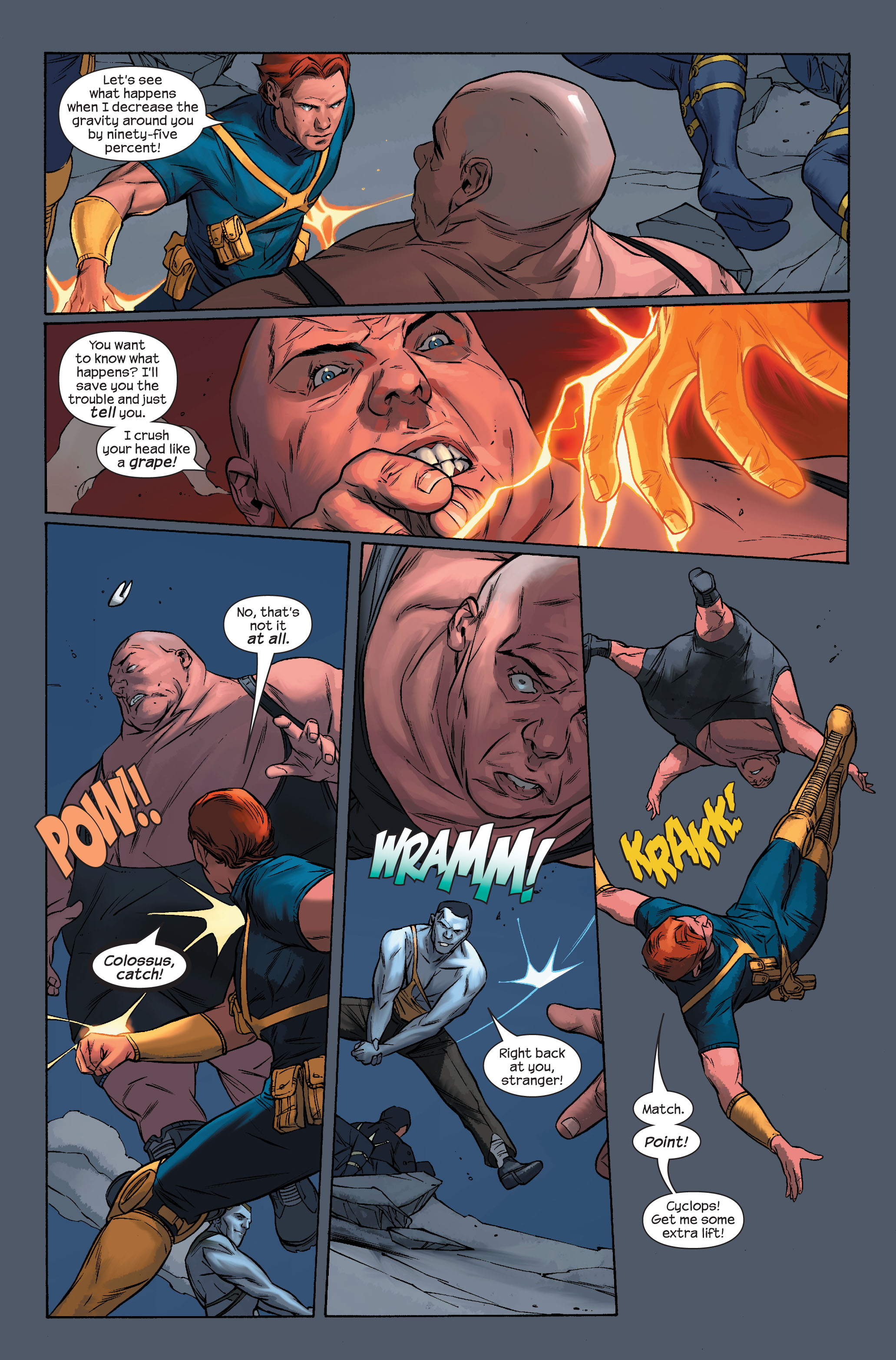 Read online Ultimate X-Men comic -  Issue #71 - 10